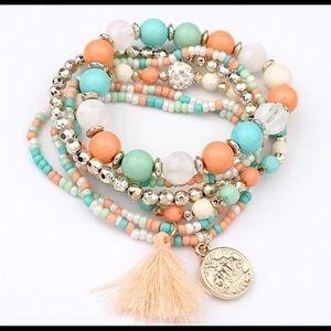 Ⓜ️ bracelets set